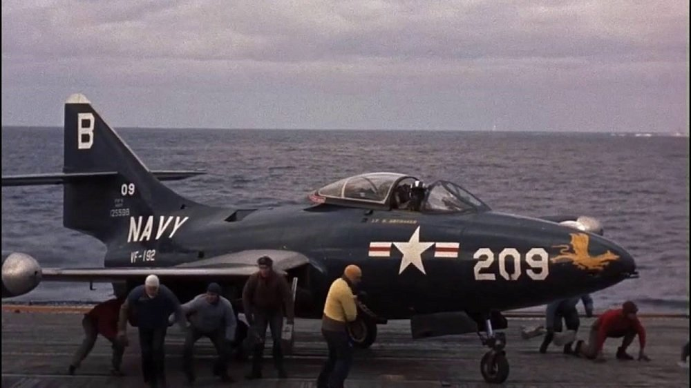 Skyraider pilot recalls the mission that inspired James Michener's The Bridges at Toko-Ri