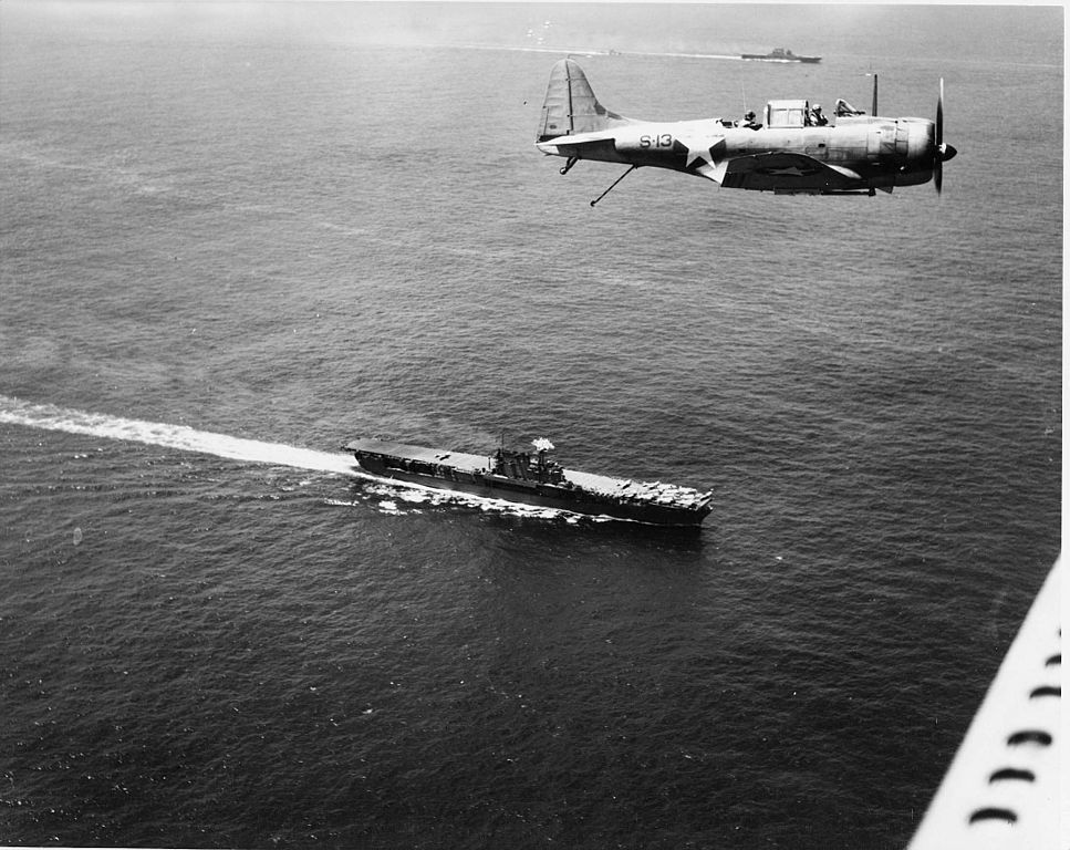 The story of Wade McClusky, the US Navy dive-bomber pilot who changed the course of the Battle of Midway