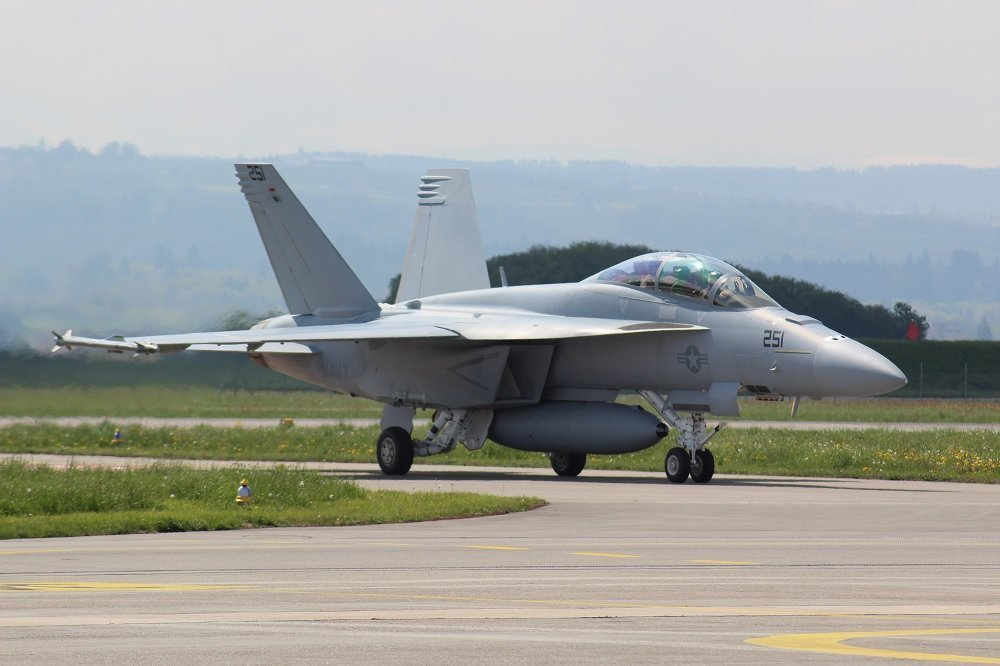 Boeing pitches Block III Super Hornet to Switzerland
