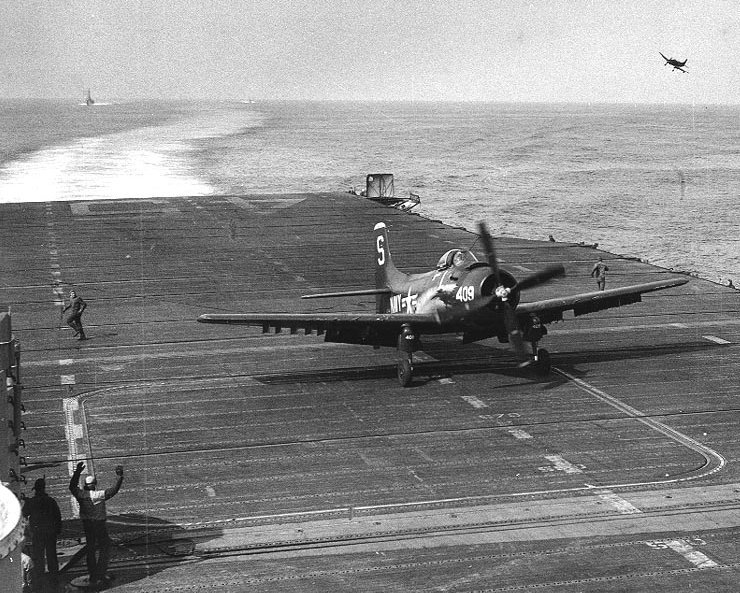 VF-54 Skyraider