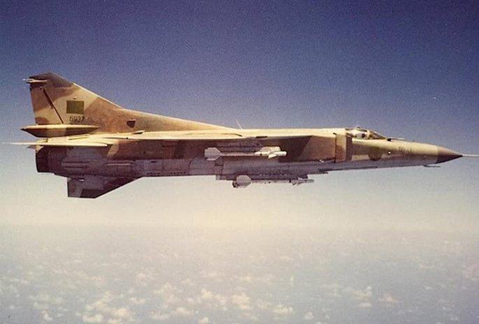 Libyan MiG-23
