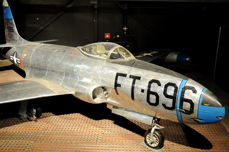 The story of the USAF F-80 pilot who shot down a North Korean MiG-15 in the world's first jet-versus-jet combat