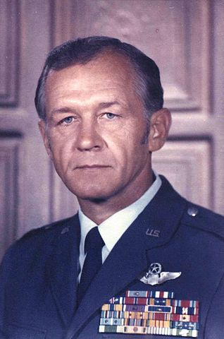 The story of James Kasler, the only member of the USAF to be awarded the Air Force Cross three times