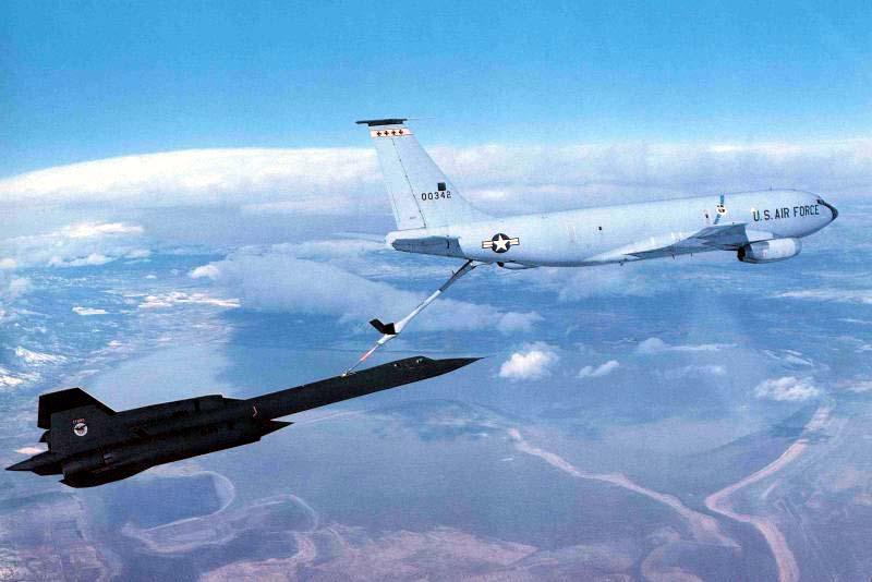 The KC-135Q Story, Part Three: Refueling 'Black' Aircraft