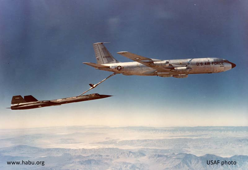 The KC-135Q Story, Part Two: Refueling the Blackbird