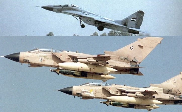 Iraqi MiG-29 Pilot Explains how he was able to Shoot Down a RAF