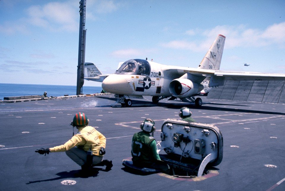The Life and Times of an S-3A Viking Sensor Operator, Part Three: What Goes Up, Must Come Down
