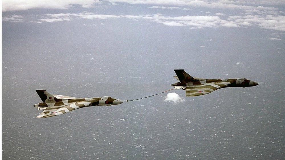 From Bomber to Tanker: a quick look at Mighty Vulcan's last