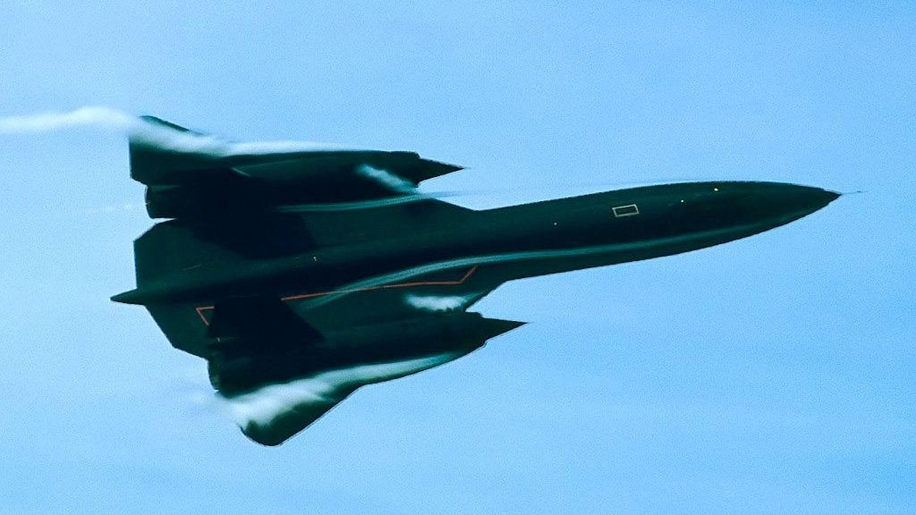 Sound of Freedom over Hanoi: how two SR-71s Generated Tri