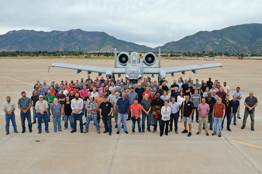 This A-10 is The Last Hog (For Now) to receive New Wings
