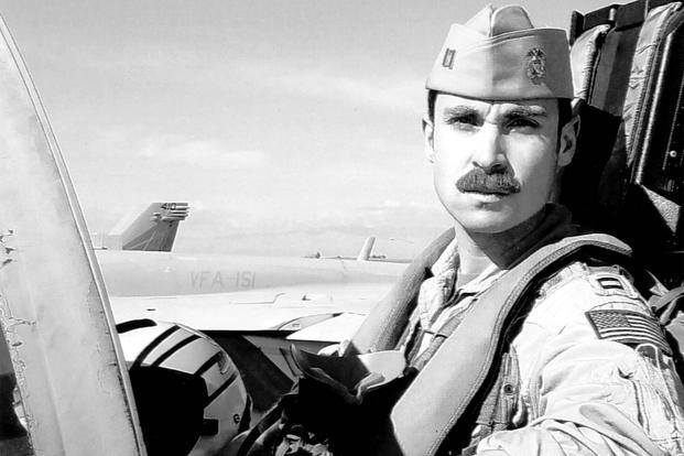 U.S. Navy Identifies VFA-151 Pilot Killed in Star Wars Canyon F/A-18E Super Hornet Crash