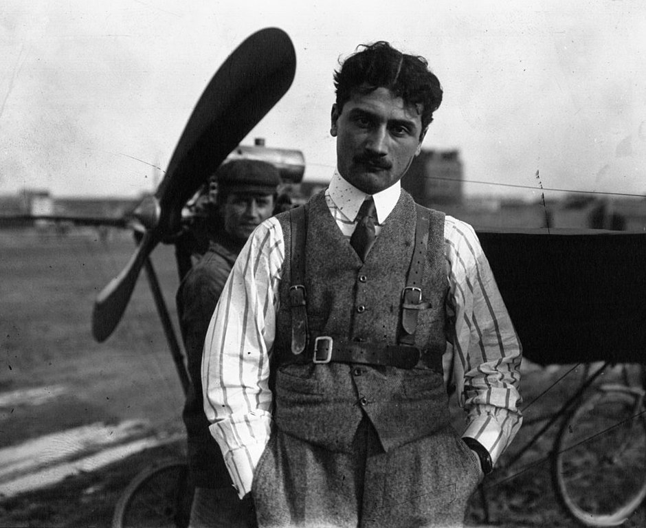 The story of Roland Garros: the Playboy who Invented Air Combat and became the First Fighter Pilot