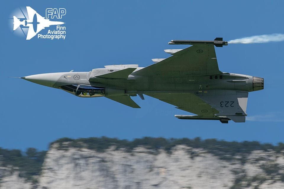 Airbus, Boeing, Dassault and Lockheed Martin Faced-Off for Swiss fighter contest at Zigermeet Airshow