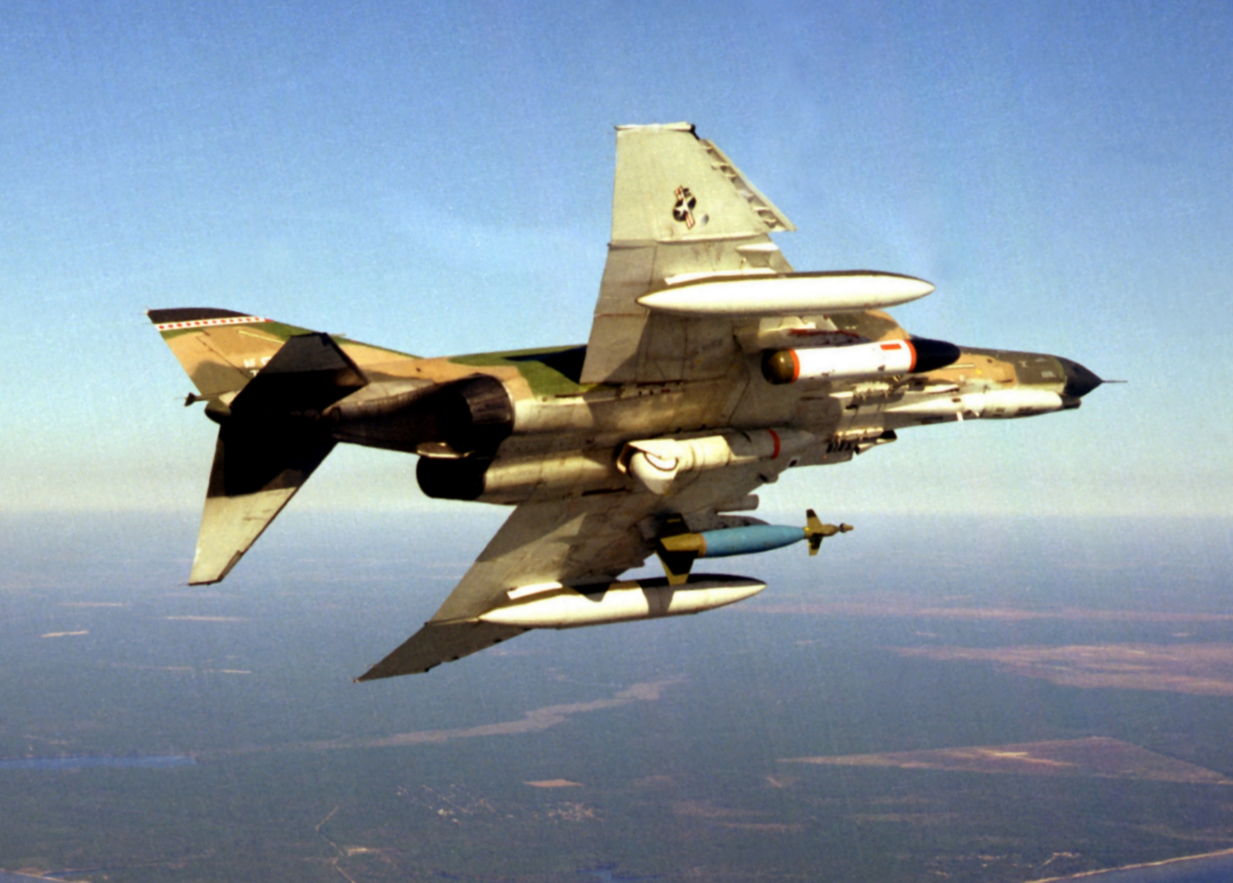 Paveway! Former F-4 GIB tells the Story of one of the First Ever Laser-Guided Bomb Runs During the Vietnam War