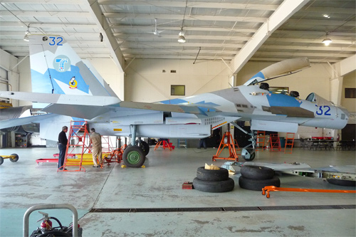 A quick look at the Su-27 Flanker Fighter Jets Evaluated by Western Countries