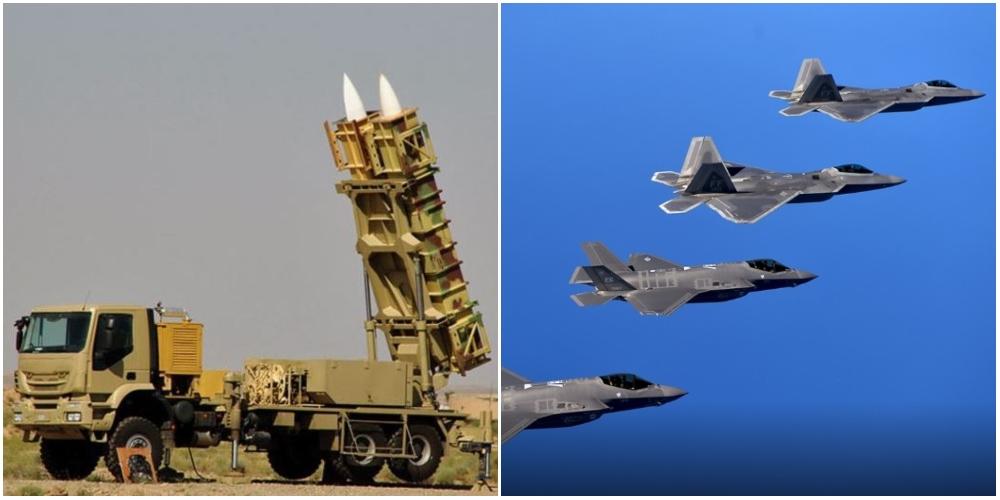 Iran says its new Bavar-373 Long-Range Air Defense System