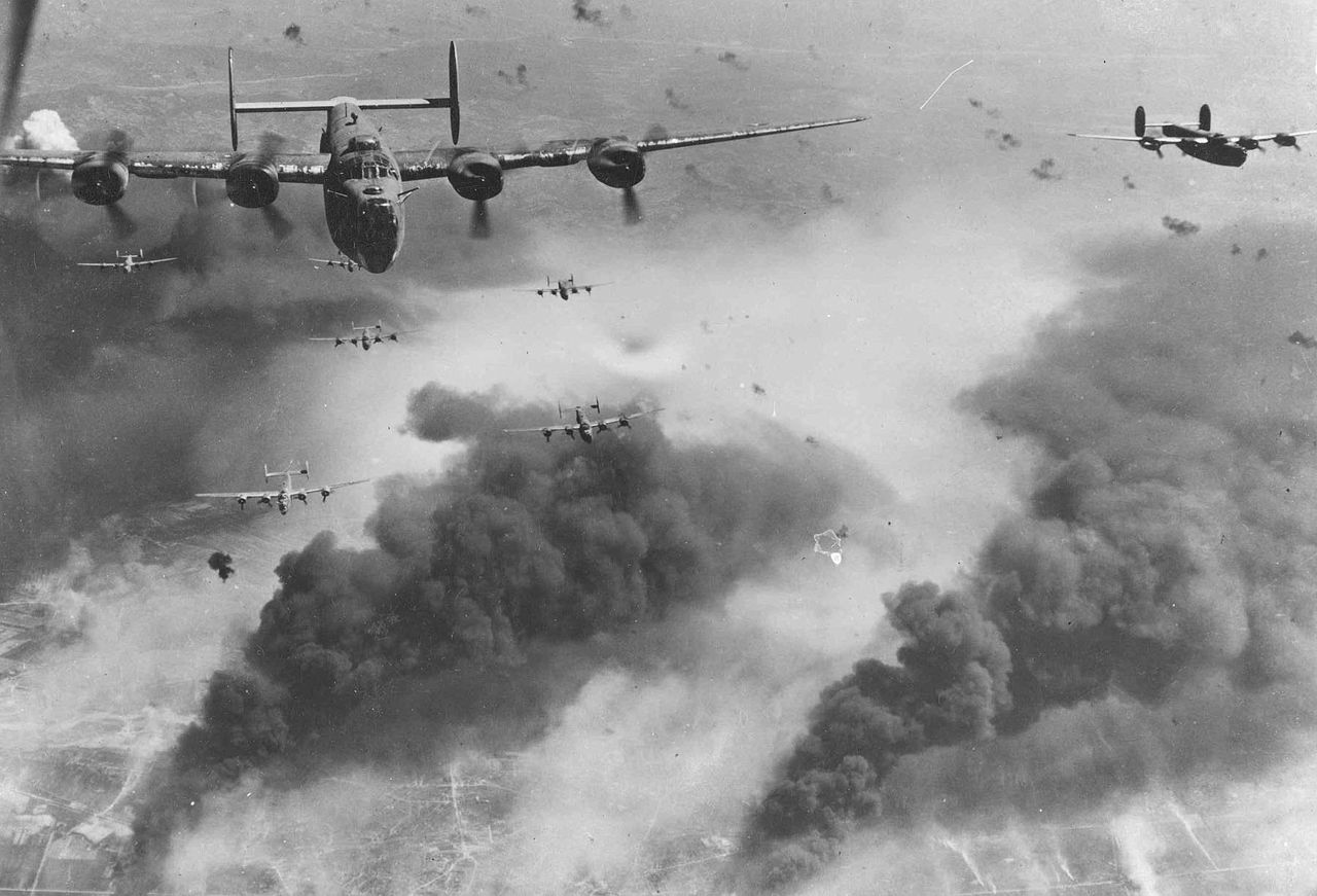 Operation Tidal Wave: Why the 1943 Raid on Ploesti Oilfields Failed to Diminish the Supply of Fuel to Germany and its Allies