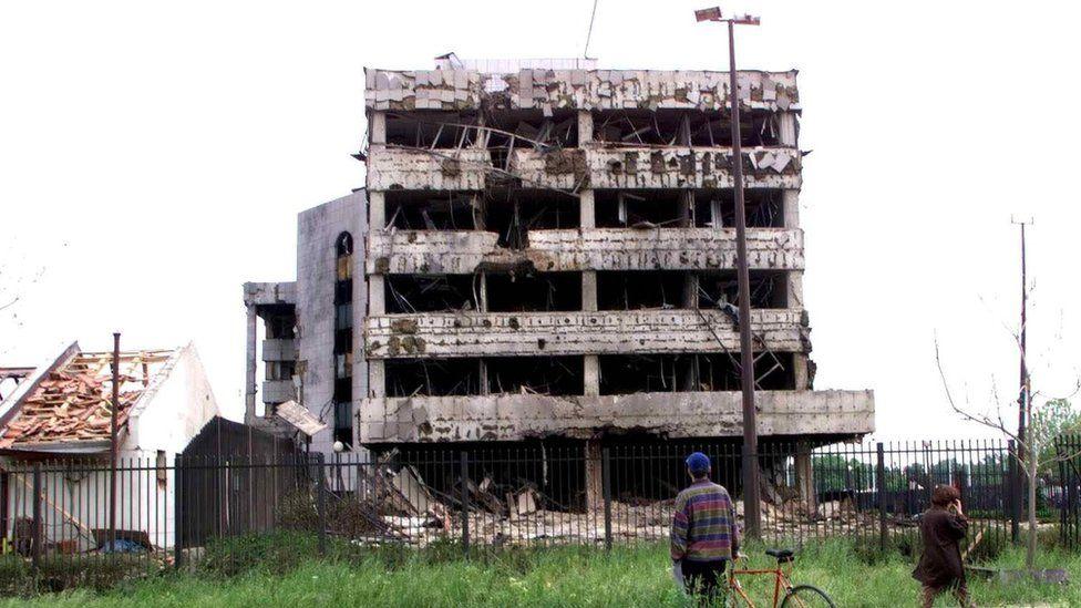 The Night USAF B-2 Spirits Bombed Chinese Embassy in Belgrade