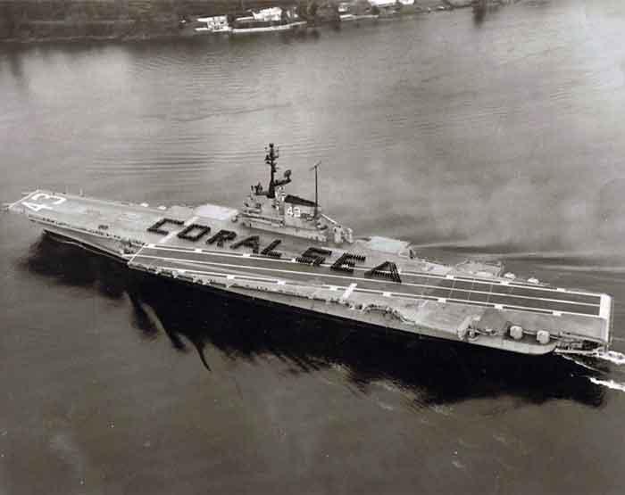 USS Coral Sea
