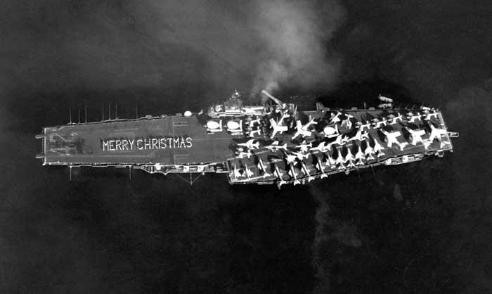 USS Franklin D. Roosevelt