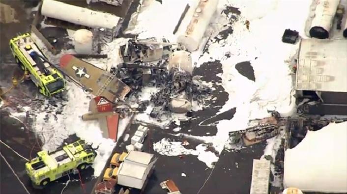 At least Five Dead After Collings Foundation B-17 Nine-O-Nine Crash