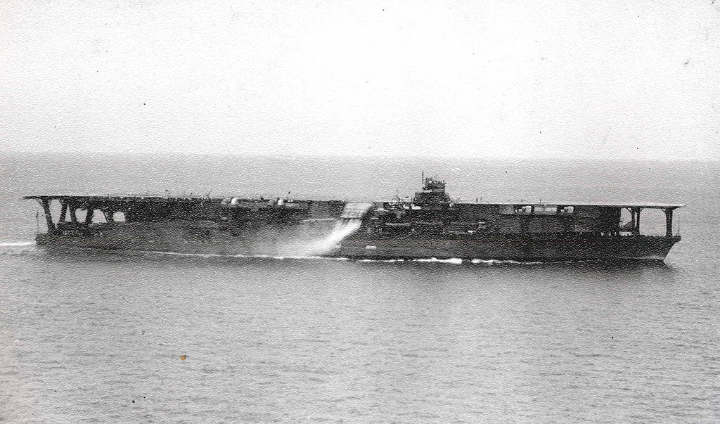 Battle of Midway, sunken Japanese aircraft carrier, Kaga, found!