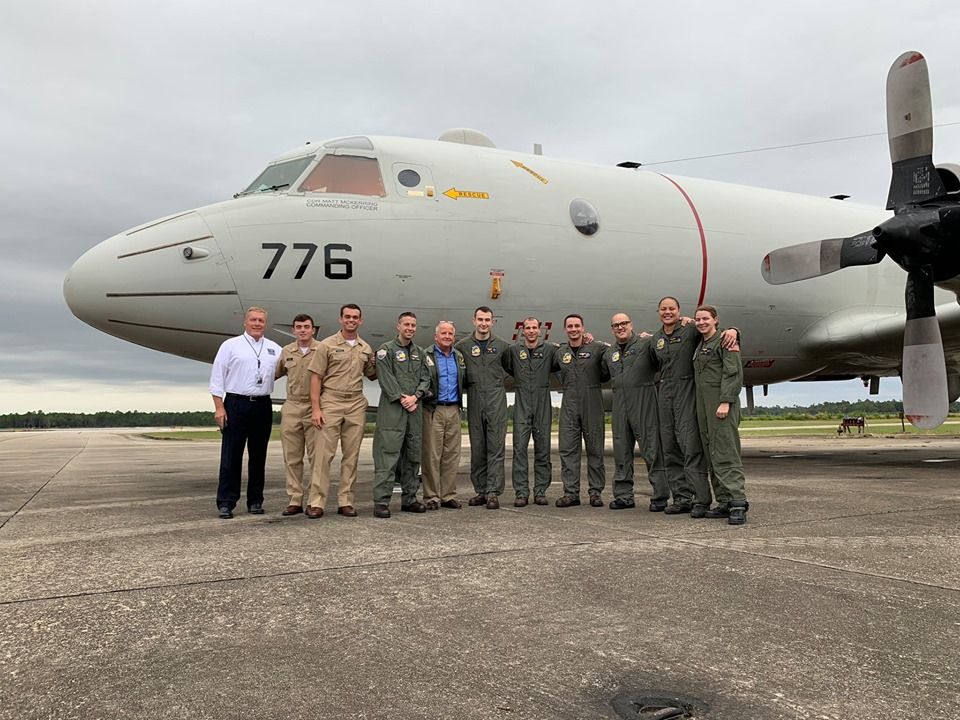 US Navy Bids Farewell To P-3 And Sends Recently Retired Orion to National Naval Aviation Museum