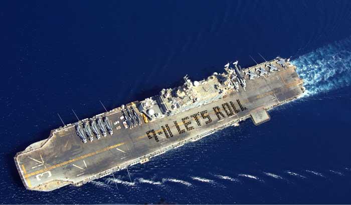 USS Belleau Wood (LHA 3)
