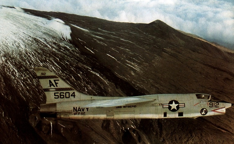 The True Story Behind the Famous Sequence of Thirteen Days Movie featuring the RF-8 Crusader Low-Level High Speed Run Over Cuba during the Missile Crisis