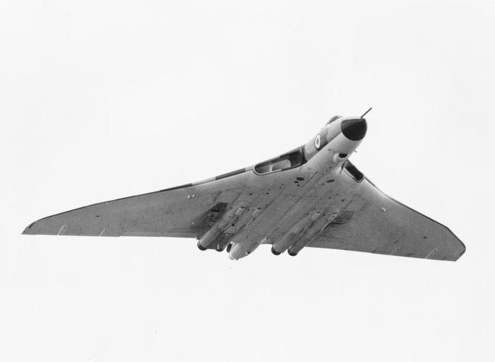 "Avro What? Vulcan Was One of Three V-Bombers of the RAF. But Avro Wanted to Call it ""Ottawa."""