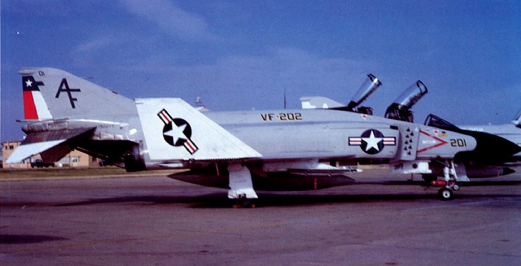 That Time US Navy F-4s Scored Plenty of Kills against then Brand-New USAF F-15s in Mock Air Combat