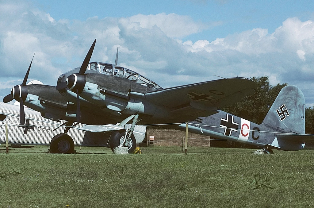 The Me 410 and the Colossal Five-Centimetre BK 5 Cannon: the Story of 'The Backbone of Reich Defence'
