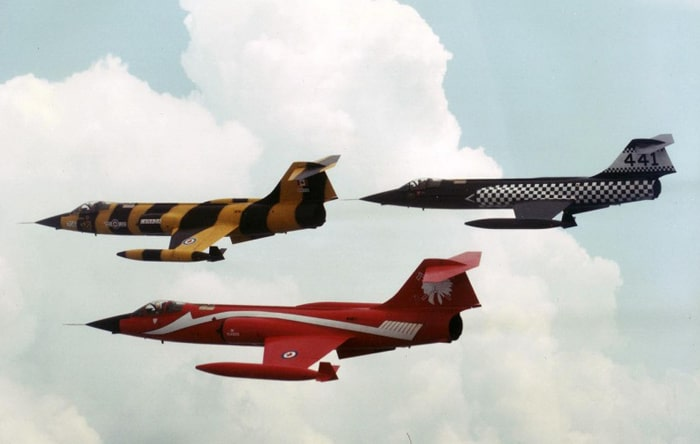 CF-121 Redhawk Program