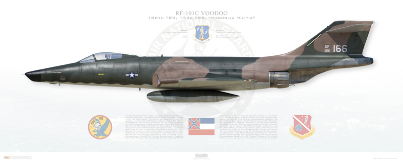 Voodoo over Cuba: the RF-101 Involvement in the Missile Crisis of October 1962