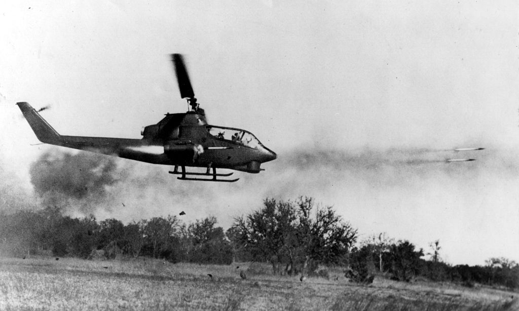 How A South Vietnamese A-1 Pilot POW saved a US Army AH-1 Pilot POW while They Were taken to Hanoi Hilton
