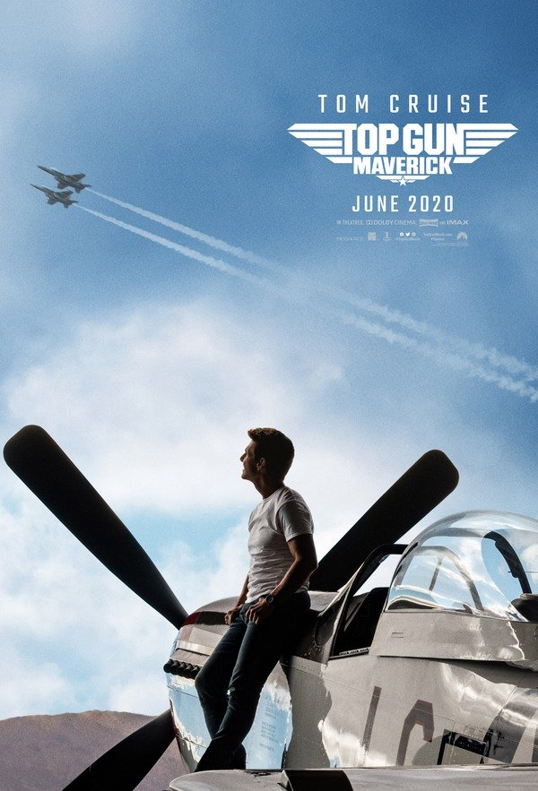 Watch the NEW, Super Cool trailer for Top Gun: Maverick