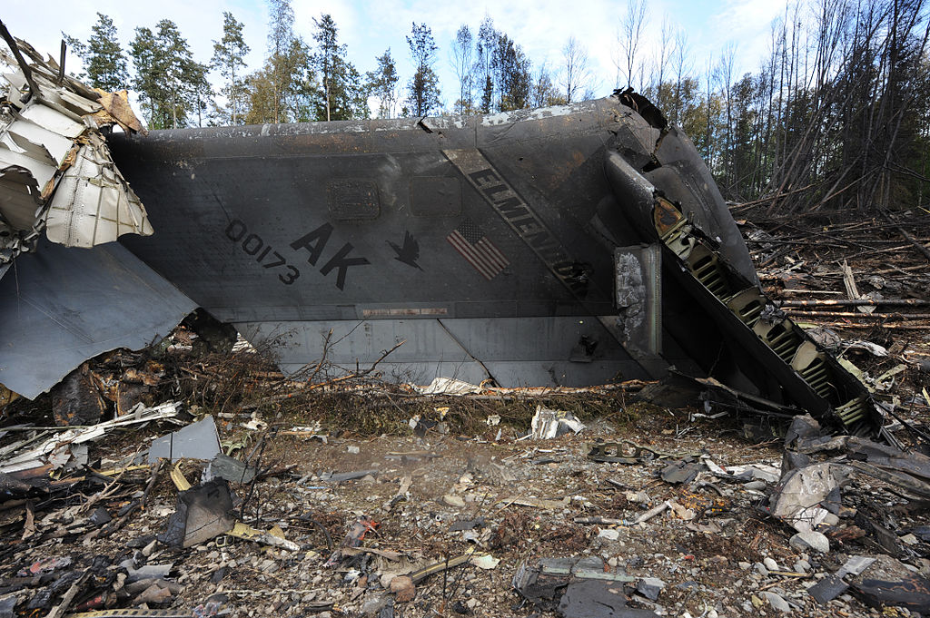 The Sad Story of Sitka 43, the C-17 that Crashed at JBER while practicing for an Upcoming Air Show