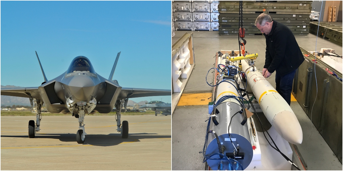New Missile for F-35 almost Ready for Joint Strike Fighter Tests - The Aviation Geek Club