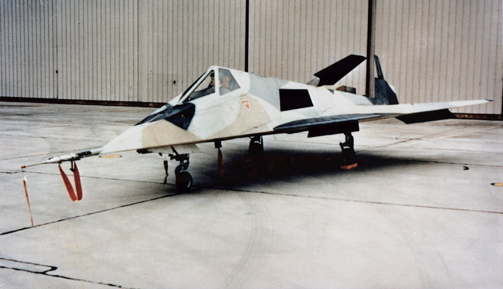 How the Secret Development of the F-117 led to the Birth of the Misleading F-19, the Stealth Fighter that Never Was