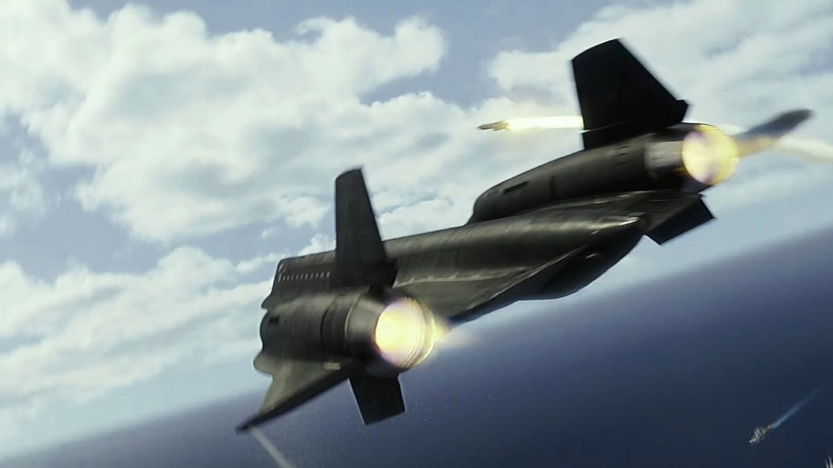 SR-71 Blackbird Vs X-Jet: How the X-Men's X-Jet Blackbird Compares to the Original SR-71