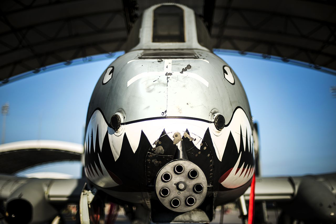 F-16 Fanboy who Became A-10 pilot explains why he would never trade its Warthog for a Viper