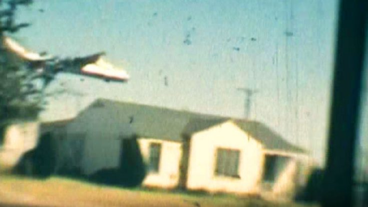 B-36 Crew Member tells The story behind the video of the infamous Peacemaker 'Buzz Job' over Fort Worth Neighborhood