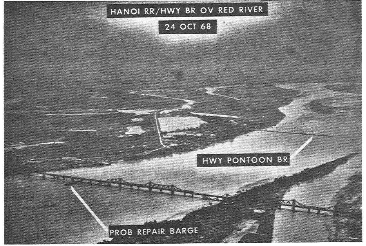 Thud Vs Paul Doumer Bridge: the F-105 Rolling Thunder missions flown against the primary route for supplies being brought into Hanoi from Haiphong and China