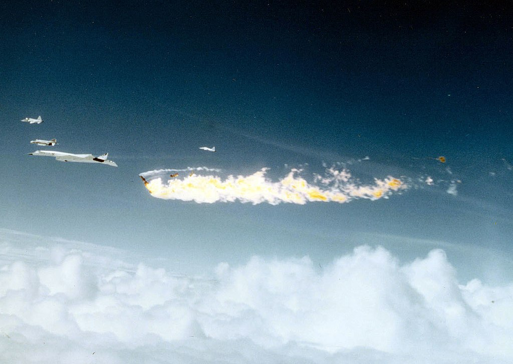 A queda do Valkyrie: os mistérios não solucionados por trás do acidente com o XB-70