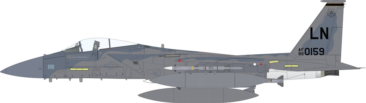 The Story of the 'wrong' MiG-29 Kill markings applied to USAF F-15C Jets after Operation Allied Force