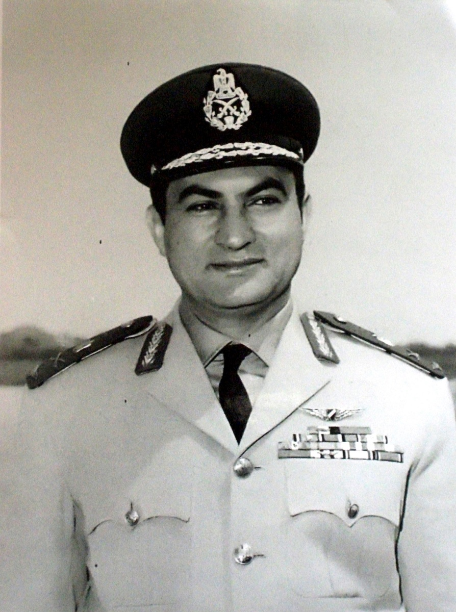 Did you know the former president of Egypt Hosni Mubarak was a good military pilot? Pt. 1: Spitfire Pilot