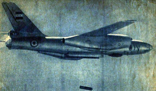 Did you know the former president of Egypt Hosni Mubarak was a good military pilot? Pt. 2: Nocturnal Il-28 Reconnaissance Sorties over Israel