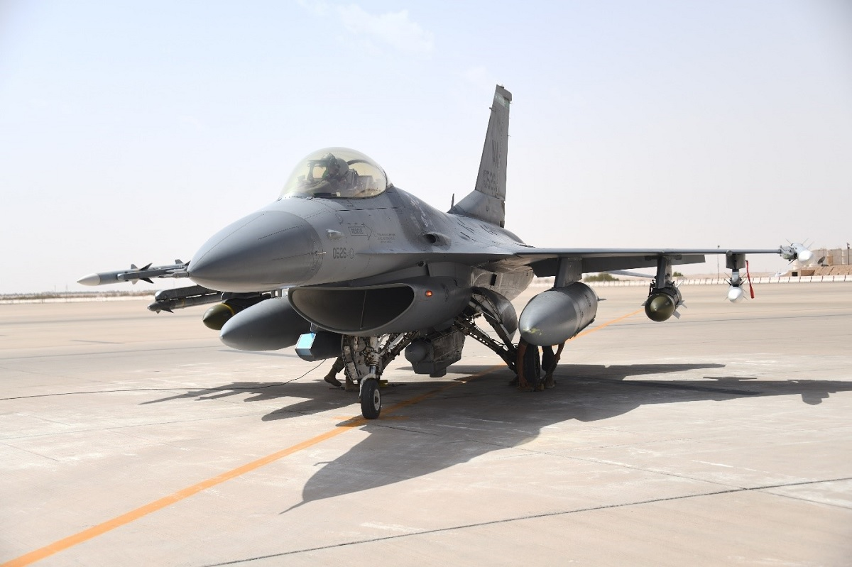 Triple Nickel Commander eclipses rare 3,000 flying hour milestone in the F-16 Viper