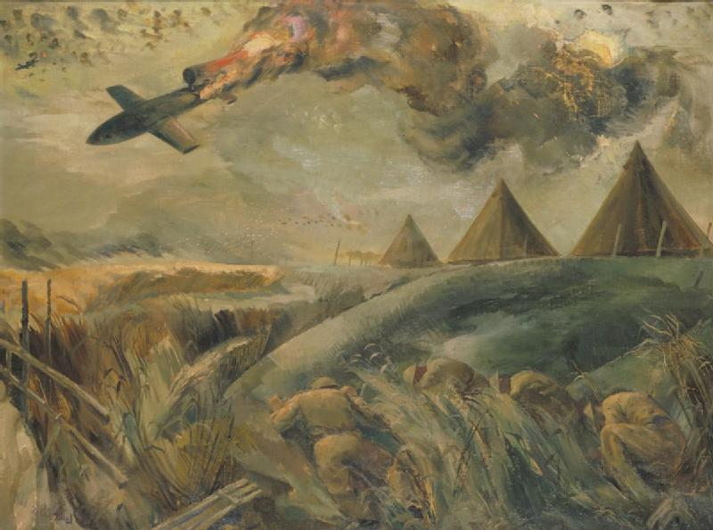 Crossbows, Big Bens and Divers: a quick look at Allied Operations against Hitler's V-Weapons