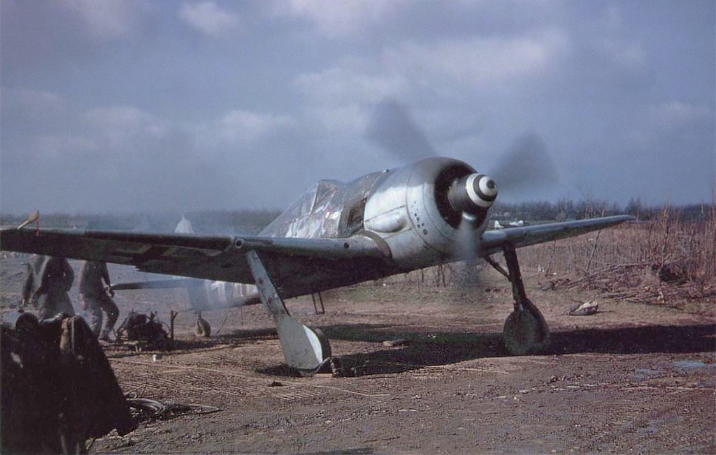 Here's why the Focke-Wulf Fw 190 German fighter aircraft created panic in the RAF when it appeared in late 1941